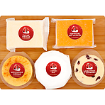 Sainsbury's Cheese Collections Classic Cheeseboard 570g Cornish Brie