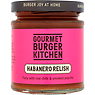 Gourmet Burger Kitchen Habanero Relish 190g