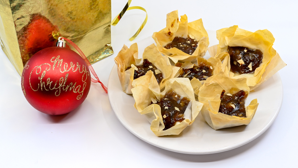 Filo Mince Pies