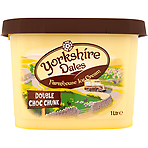Yorkshire Dales Farmhouse Ice Cream Double Choc Chunk 1 Ltr