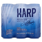 Harp Premium Irish Lager 6 x 500ml