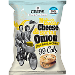 Crips Wheat & Potato Snacks Mature Cheddar Cheese & Spring Onion 22.5g