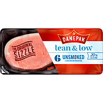 Danepak 6 Unsmoked Lean Bacon Rasher 220g