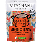 Merchant Gourmet Simply Cooked Glorious Grains with Red Rice & Quinoa 250g