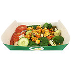 Subway Chicken Tikka Salad
