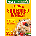 Shredded Wheat Cereal 16 Biscuits