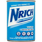 Nrich Daily Performance Vanilla Flavour Milk Drink 370ml
