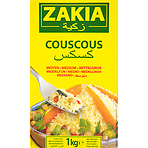 Zakia Couscous Medium 1kg