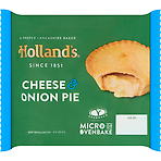 Holland's Cheese & Onion Pie