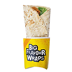 McDonald's Sweet Chilli Crispy Chicken Wrap