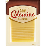 Coleraine Mature Cheese Slices 200g