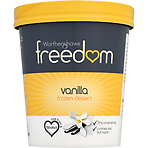 Worthenshaws Freedom Vanilla Frozen Dessert 480ml
