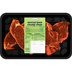 Tendercut Minted Lamb Chump Chops 500g