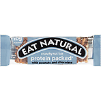 Eat Natural Protein Packed Crunchy Nut Bar with Peanuts and Chocolate 45g