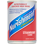 Dunn's River Nurishment Original Strawberry Flavour 400g