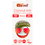 Ecomil Nature Coconut Milk U.H.T 1L