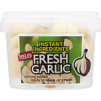 Instant Ingredients Peeled Fresh Garlic 50g