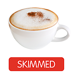 Costa Coffee Cappuccino (Skimmed Milk)