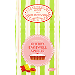 Hope and Greenwood Charming Cherry Bakewell Sweets 150g