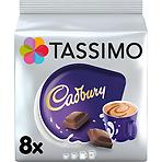 Calories In Tassimo Cadbury Hot Chocolate Pods X8 Nutrition
