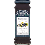 St. Dalfour Blackcurrant High Fruit Content Spread 284g