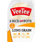 Veetee Long Grain Rice Pots 2 x 140g (280g)