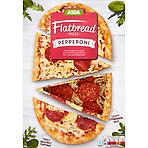 Calories In Asda Flatbread Pizza Pepperoni 269g Nutrition