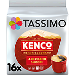 Tassimo Kenco Americano Smooth Coffee Pods x16