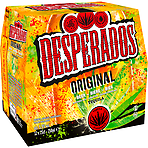 Calories In Desperados Tequila Lager Beer 12 X 250ml Bottles Nutrition Information Nutracheck