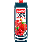 Dimes 100% Red Fruit Juice 1L