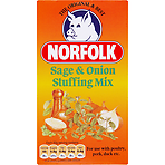 Norfolk Sage & Onion Stuffing Mix 85g