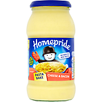 Homepride Cheese & Bacon Pasta Bake Sauce 500g