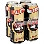Skol Super Lager 4x500ml