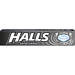 Halls Extra Strong Menthol Action Sweets 33.5g