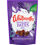Whitworths Snack on Stoned Sayer Dates 300g