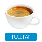 Costa Coffee Americano (Full Fat Milk)