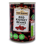 Calories In Aldi Four Seasons Red Kidney Beans 400g Nutrition Information Nutracheck