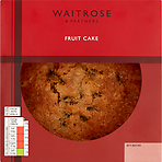 Waitrose Fruit Cake 408g