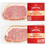 Danepak Smoked Back Bacon Rashers 2 x 250g (500g)