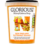 Glorious! Skinnylicious Soup New England Butternut Squash 600g