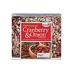 TS Foods Chef's Gourmet Cranberry & Onion Stuffing 320g