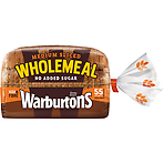 Warburtons Medium Wholemeal 400g