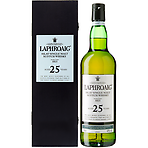 Laphroaig Islay Single Malt Scotch Whisky Aged 25 Years 70cl