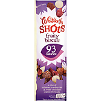 Whitworths Fruity Biscuit Shots 25g