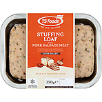 TS Foods Stuffing Loaf with Pork Sausage Meat 350g