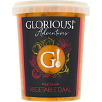 GLORIOUS! Adventures Indian Vegetable Daal 600g