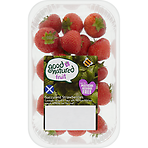 Good Natured Fruit Succulent Strawberries 350g