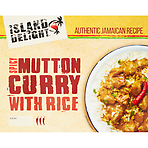 Island Delight Mutton Curry with Rice 400g