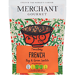 Merchant Gourmet Tomatoey French Puy & Green Lentils 250g