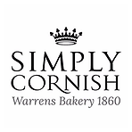 Simply Cornish Handmade Short Bread Clotted Cream, Chocolate & Cranberry 200g